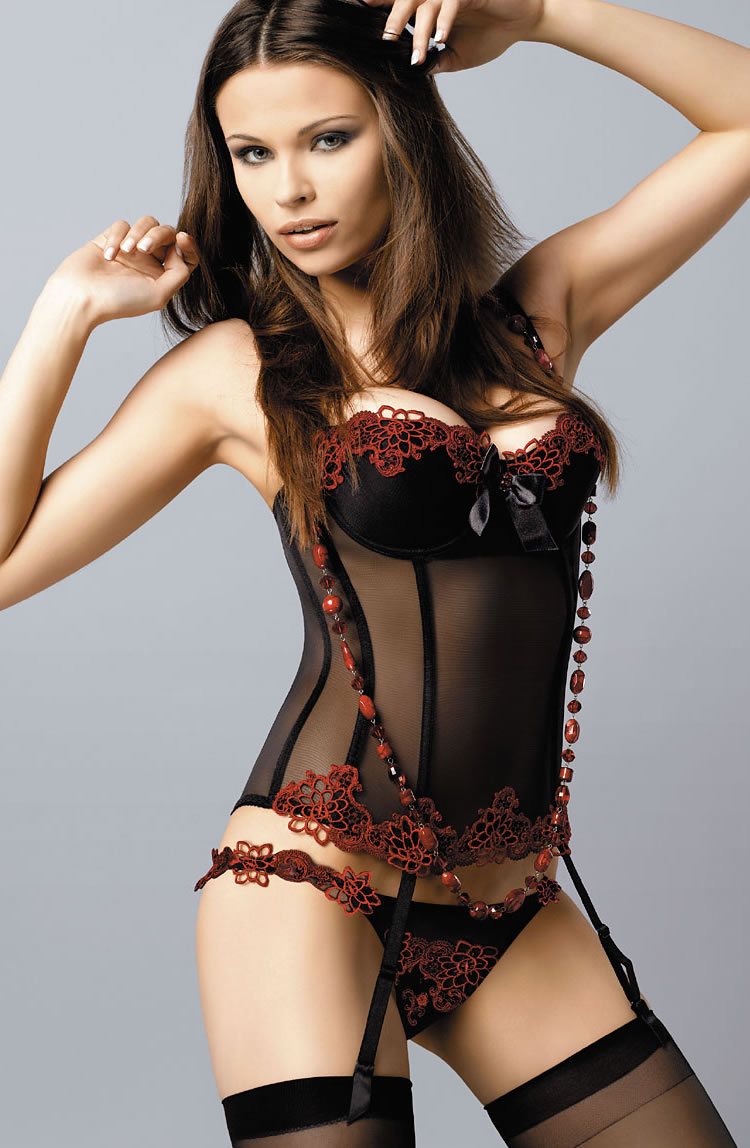 8adf6a14a684 Corsets & Bustiers - Gracya Mon Amour Corset Black/Red34D was listed for  R2,545.00 on 31 May at 00:01 by Brand Zone in Johannesburg (ID:322617847)